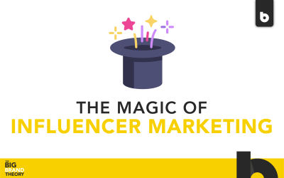 The Magic of Influencer Marketing: The Big Brand Theory
