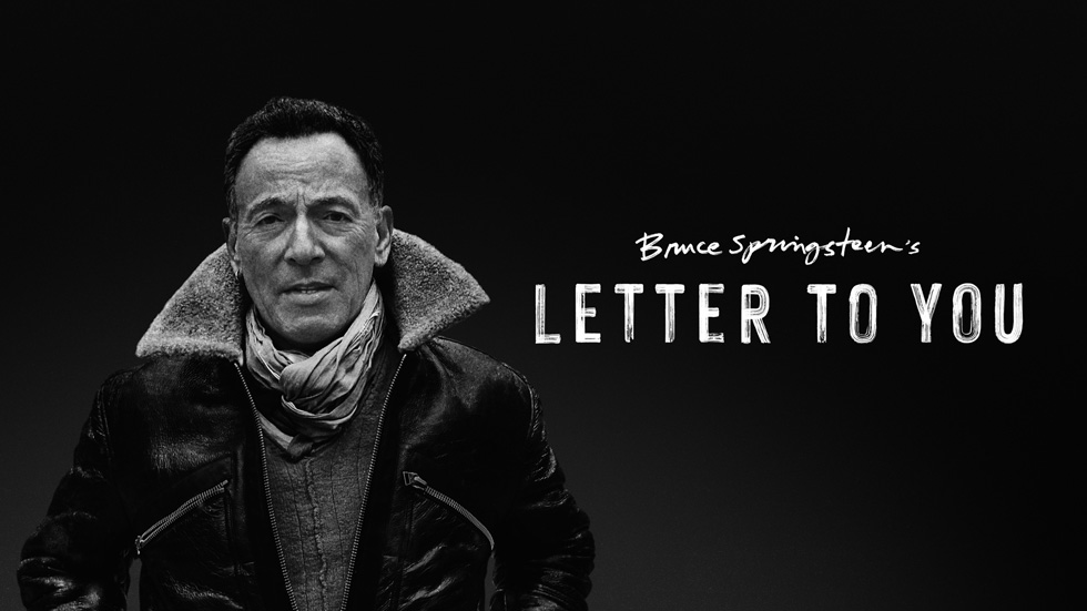 Bruce Springsteen Releases Full 'Letter to You' Trailer