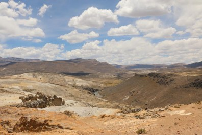 Colca-Canyon_Felsformationen_2