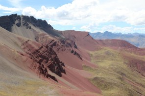 Ausblick ins Red Valley