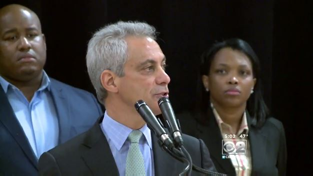 Rahm Emanuel Chicago