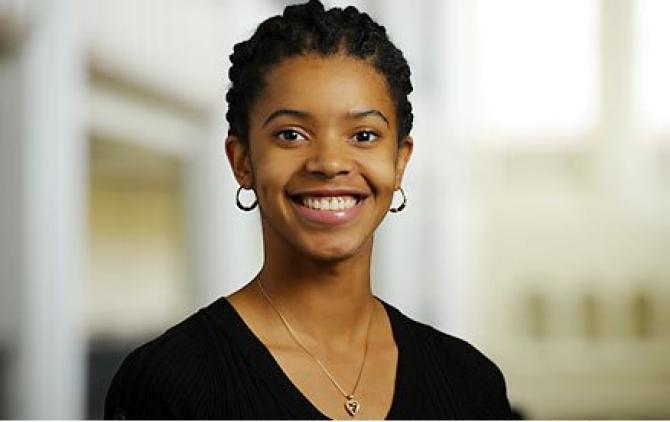 Notre Dame Sees Its First Black Valedictorian