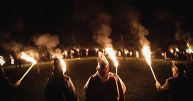 The Modern Ku Klux Klan
