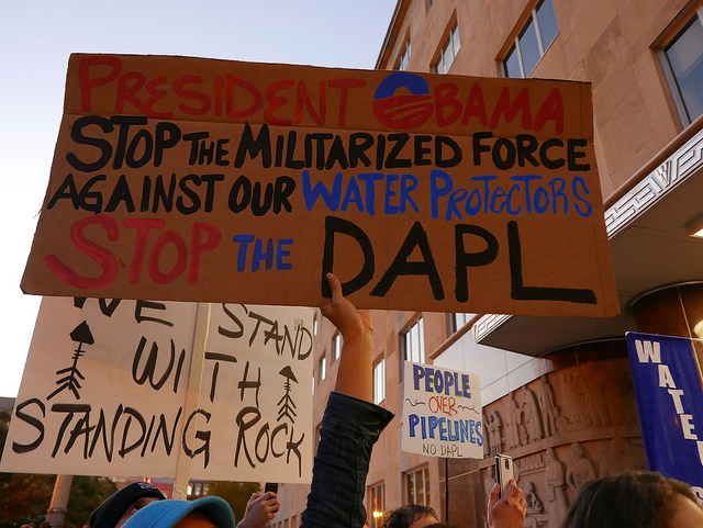 Army to Look for Alternative Routes for DAPL