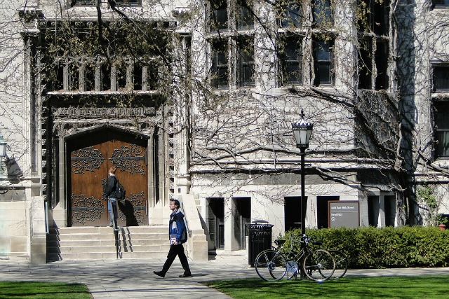 Racist, Neo-Nazi Stickers Found on University of Chicago Campus