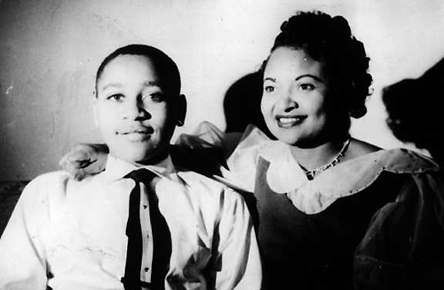 Image result for emmett till and carolyn
