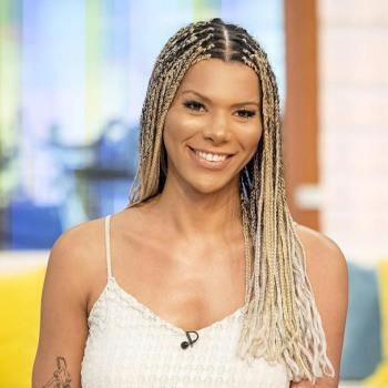 Spokesmodel, not silenced model, Munroe Bergdorf spoke her piece