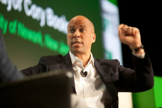 """Cory Booker on Black people suffering under oppressive GOP governments: """"We did it to ourselves"""""""