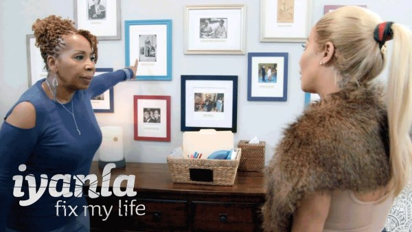 The tragedy and hilarity of Iyanla Vanzant's 'Fix My Life' antics with Hazel-E