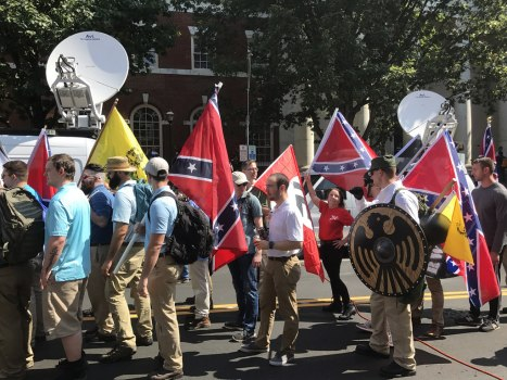 "White supremacist ""Unite the Right"" rally approved for second anniversary in D.C."