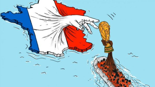 Social media calls out France's racism, islamophobia after 2018 World Cup win