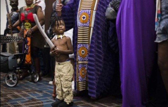 The first ever WakandaCon offered Black sanctuary in an unexpectedly emotional experience