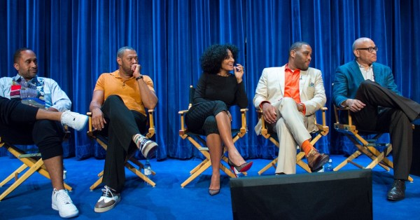 'Black-ish' creator explains exit from ABC after they shelved an anti-Trump episode