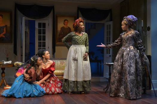 'The House That Will Not Stand' is not a celebration of affluent Black women, it's an indictment of the racial caste system