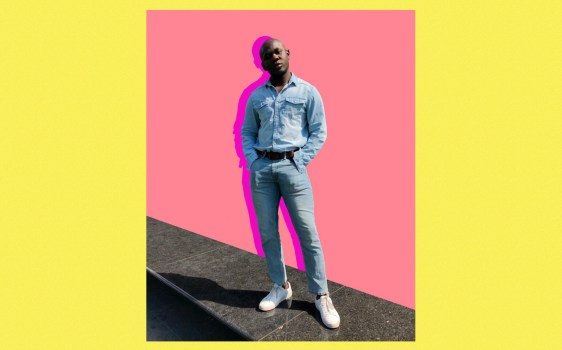 Richard Akuson: the 'A Nasty Boy' editor talks the future of his queer fashion magazine and life as an asylum seeker in the U.S.