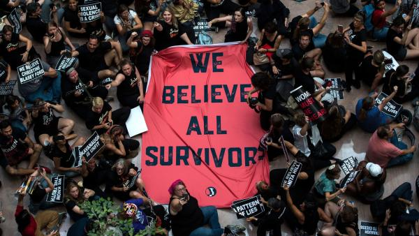 """Believe survivors"" is inadequate for confronting the power dynamics that fuel sexual abuse"