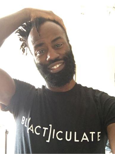 Akara Etteh Blacticulate Tshirt
