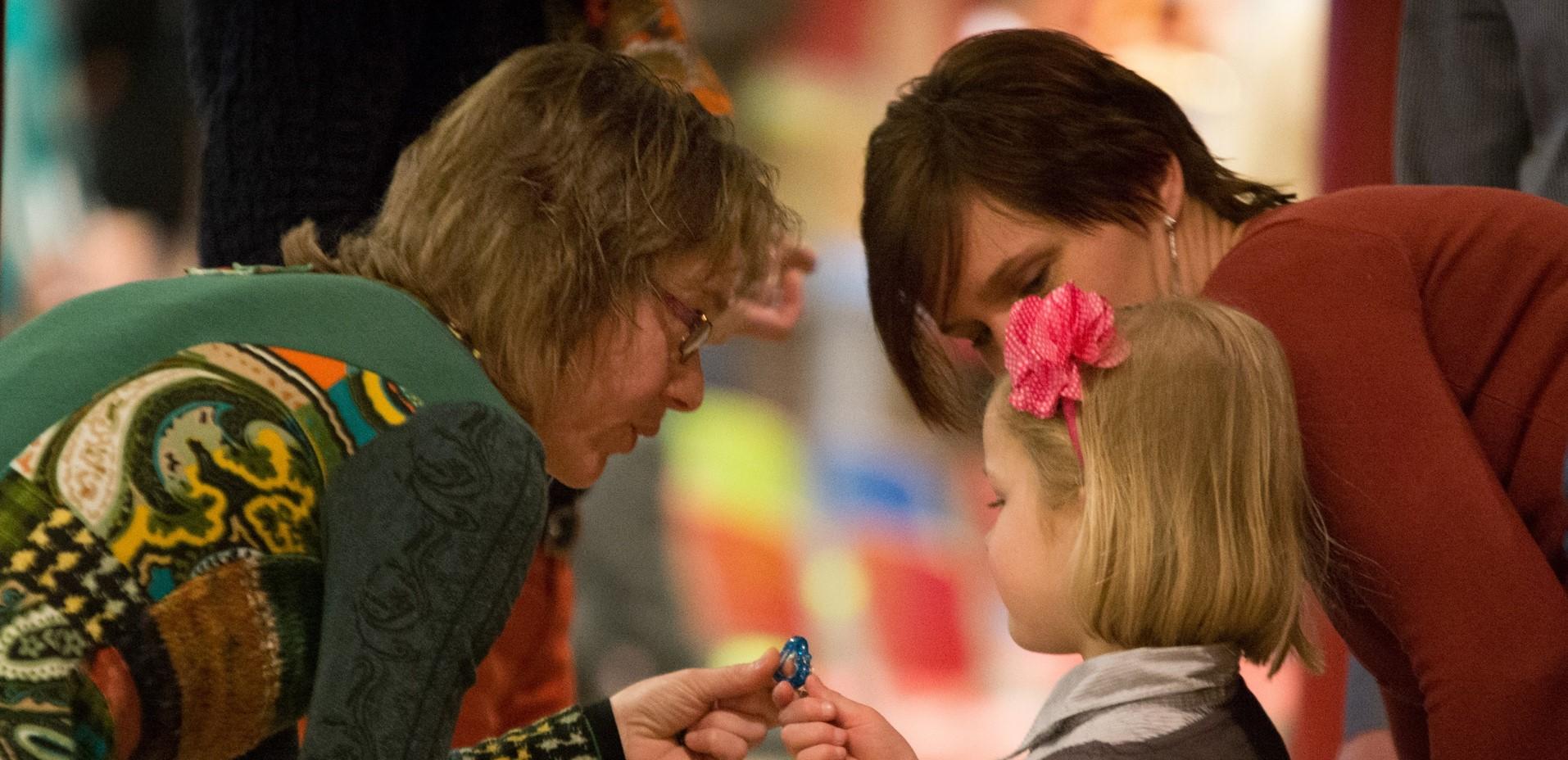 Kinderen het evangelie laten proeven
