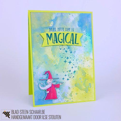 Stouten | SU Magical Day | blad-steen-schaar.be