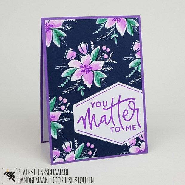 Stouten | Blooms Fill-In | blad-steen-schaar.be