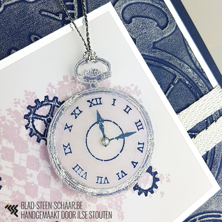 Stouten | SU Clockworks| blad-steen-schaar.be