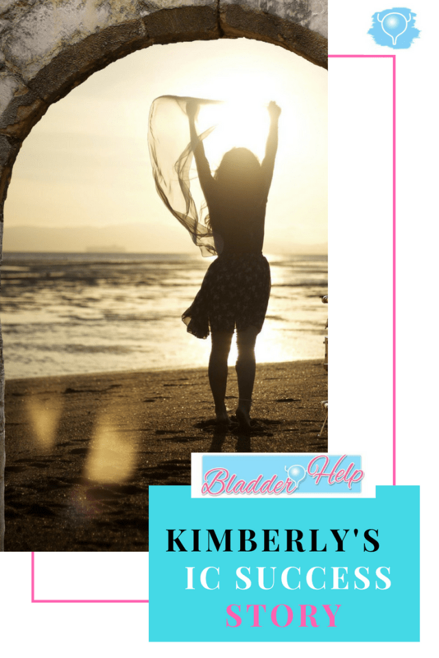Kimberly's Story: DNA Testing Changed My Life - Bladder Help