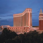 The Venetian Hotel and Casino