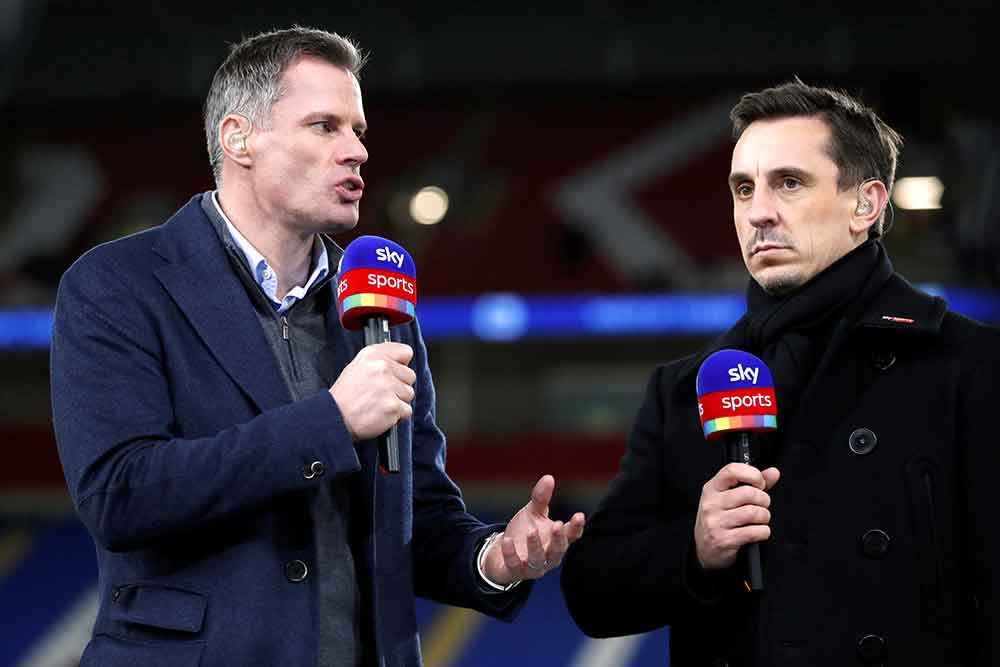 Neville Questions Whether Sheffield United Star Will Cut It At Old Trafford