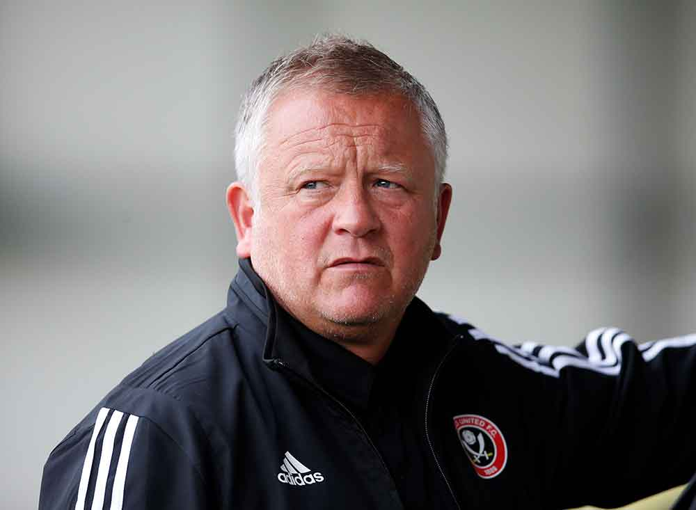 Chris Wilder Will Now Have To Decide The Future Of 8 Blades Players After Premier League Decision