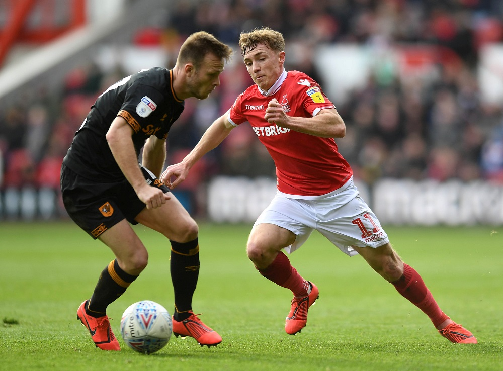 Blades Have Opening £3m Bid Rejected For Forest Star