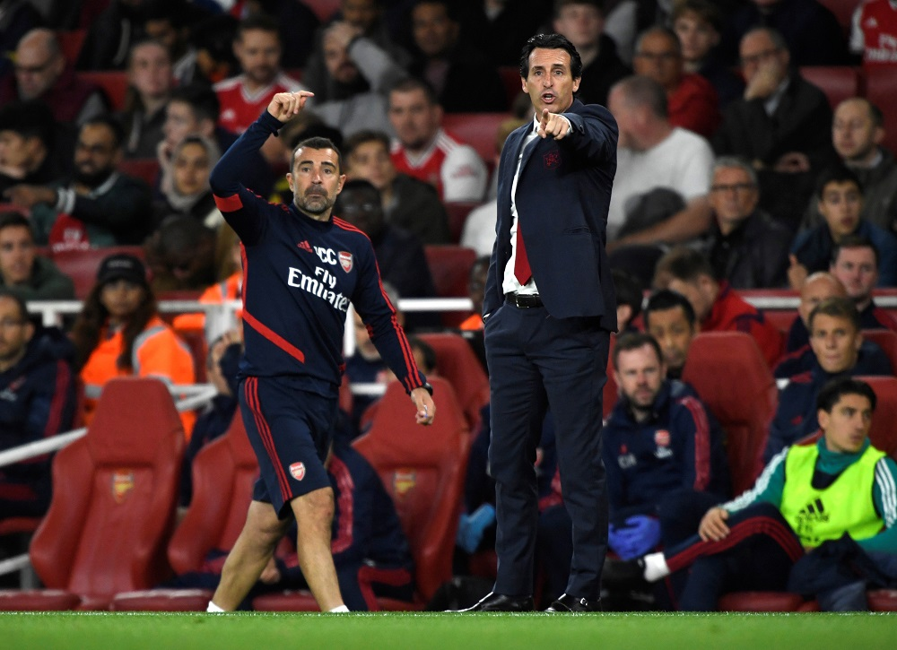 """Emery Praises """"Amazing"""" Wilder And Claims Blades Have Earned Arsenal's Respect"""