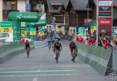 Spennende etappe 6 i Sveits Rundt