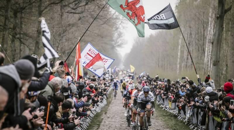 Paris-Roubaix 2021 søndag 3. okt.