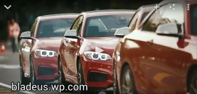 BMW M235i Drift Mob 8