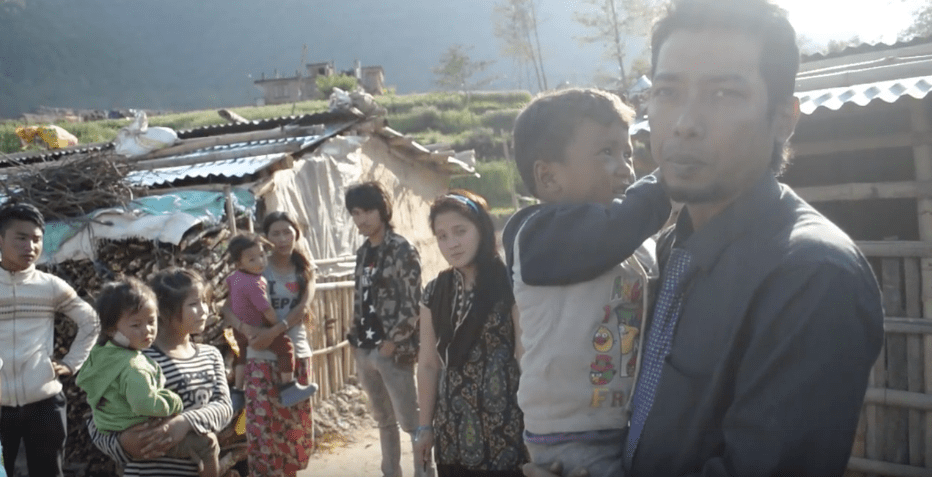 Nepal: St. Joseph's School Introduction with Amith