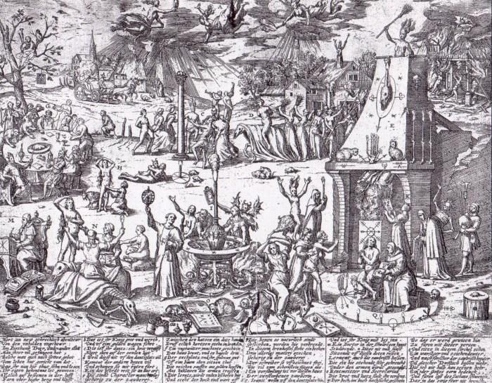 Progoni vještica u Hrvatskoj, među njima, bilo je i 15 oslobođenih muškaraca