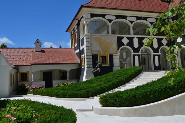 Skrivene tajne dvorca iz galantnog stoljeća, Miljane kraj Kumrovca