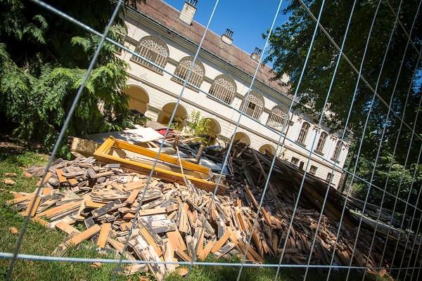 Za njega je bilo 5 do 12: virovitički dvorac Pejačević nakon dvije godine obnove sprema se zasjati novim sjajem
