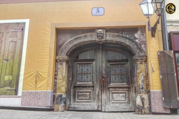 VIDEO: Unutrašnjost lože slobodnih zidara Prudentia u zagrebačkoj Vlaškoj 5