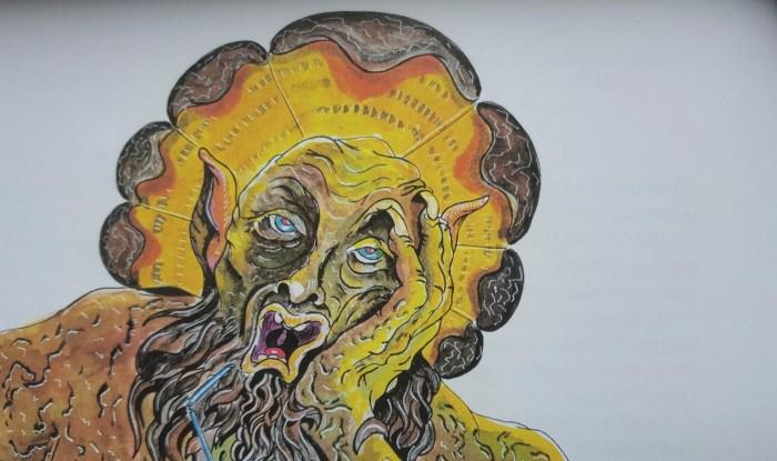 Demon Diabolito u Zagreb je stigao iz Praga, simbol je sila zla i kako bi zbunio ljude može preuzeti oblik junaka iz prošlosti