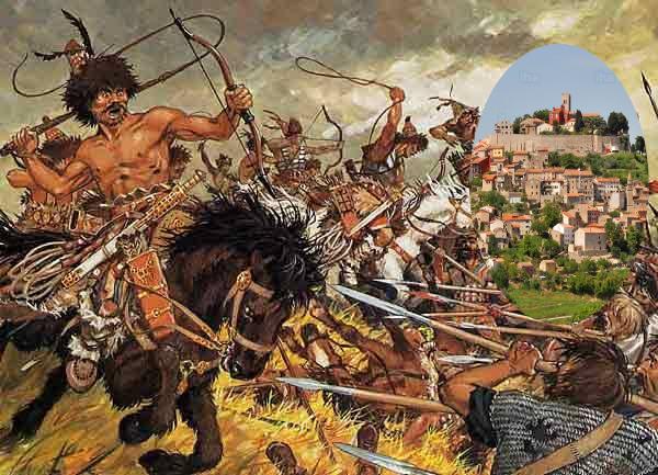 Legendarni dan kad je silni Atila Bič Božji poharao Istru ali uzmaknuo pred Grožnjanom i danas prepričavaju