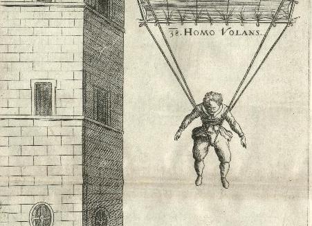 Čudesna knjiga izumitelja padobrana Fausta Vrančića: crtao je mostove, strojeve i ljude kojima je pokušavao olakšati živote