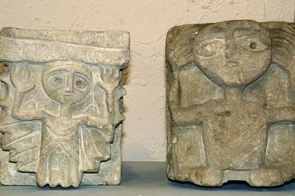 Preostali kameni ostaci u Rudinama još čuvaju sjećanje na sjaj i slavu drevnog samostana svetog Mihovila