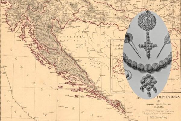 Od zlata i srebra, do ukusa i simbolike: tajne nakita ovih prostora kako ih je zabilježio putopisac Yriarte