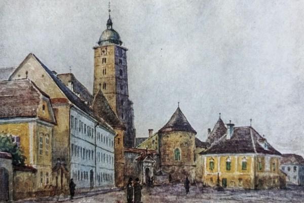 Kako je Bakačeva kula postala uzrok žustre polemike u kojoj su sudjelovali svi: jedni za, a drugi protiv rušenja tog simbola starog Zagreba