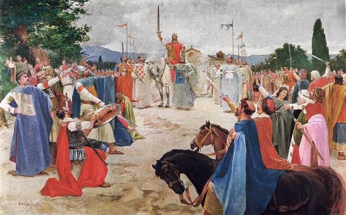 Slučaj potrage za zaboravljenim starohrvatskim plemenima bez kojih ni kraljevi nisu mogli biti izabrani