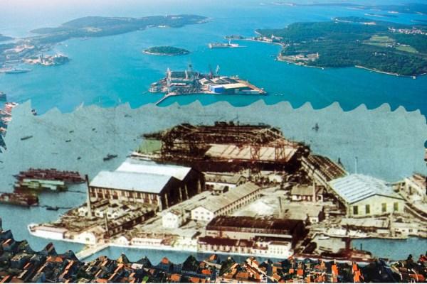 Bio jednom moćan arsenal, a na otoku maslina Uljanik gdje su carstva i države gradili sve, od bojnih brodova do plovila koja život znače