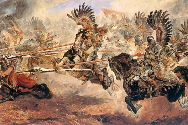 Stravično šištanje najavilo je juriš krilatih husara i uskoro, prema Osmanlijama pod Bečom galopirale su tisuće konjanika