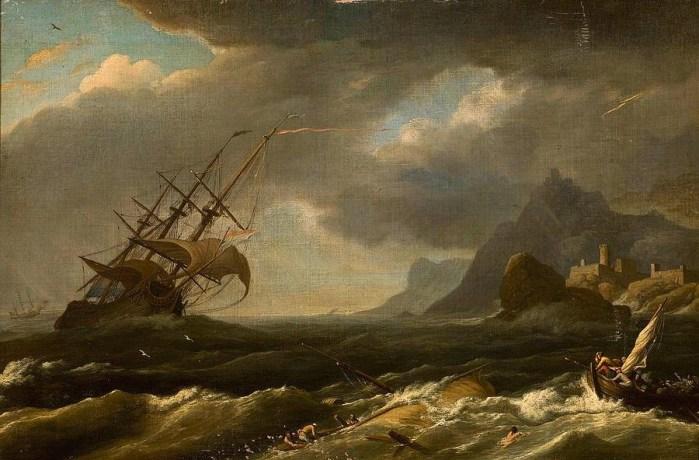 Jadranske oluje svih oluja: duž obale postoje zloglasna mjesta, gdje se vatre svetog Nikole, gromovi i munje viđaju češće nego inače