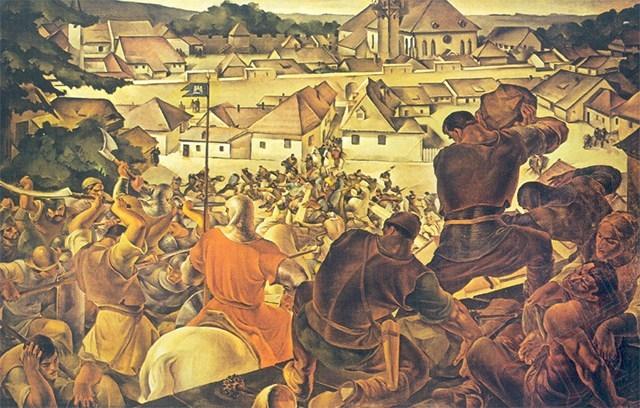 Na Badnjak, Kaptol je počeo bombardirati Gradec koji je uzvratio opsadom…Zaboravljeni opisi otkrivaju kako je izgledao rat Gradeca i Kaptola